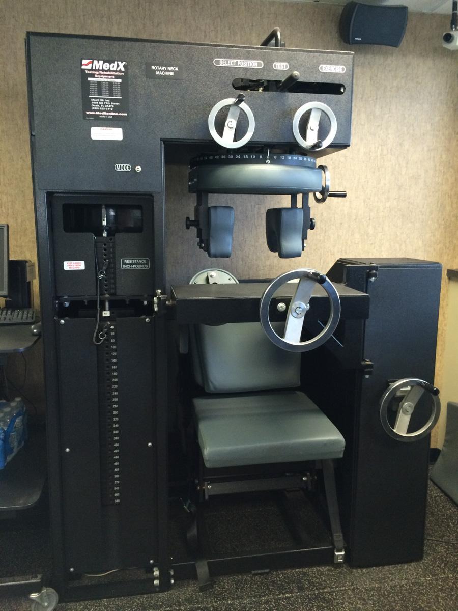 medx machine
