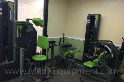 MedX Core Lumbar and 4 Way Neck